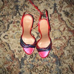 never worn Zara heels